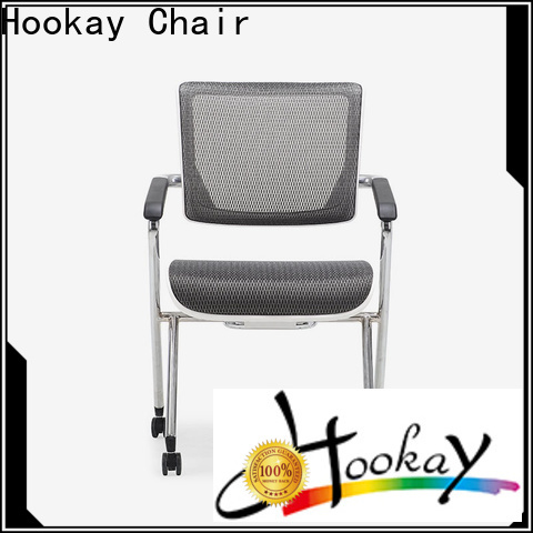 Professional ergonomic guest chair for office