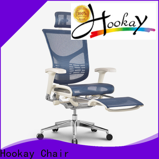 Hookay Chair ergonomic mesh office chair company for workshop