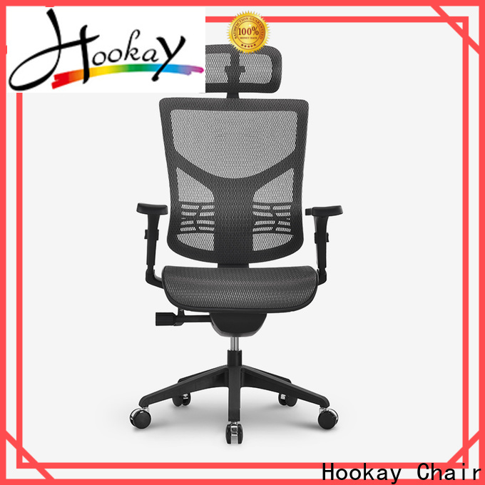 Hookay Chair Latest ergonomic office chairs manufacturers for office