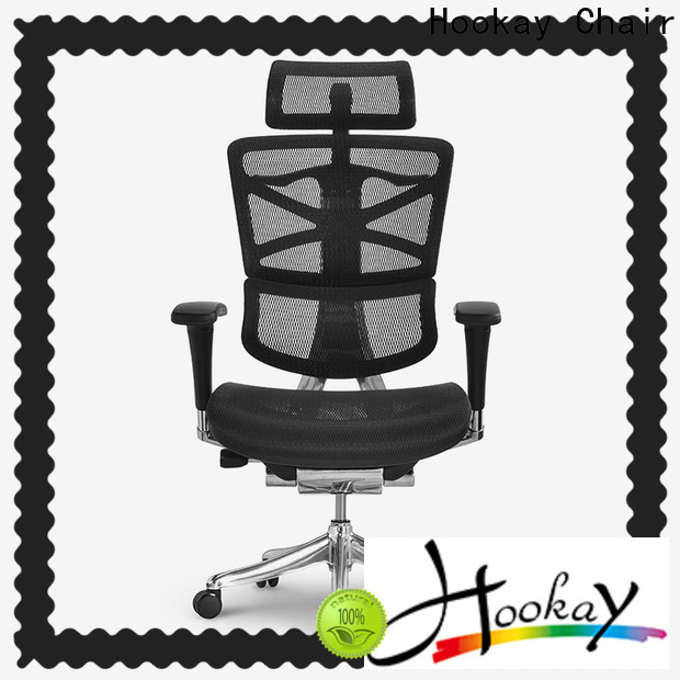 Hookay Chair Professional ergonomic executive desk chair suppliers for office building