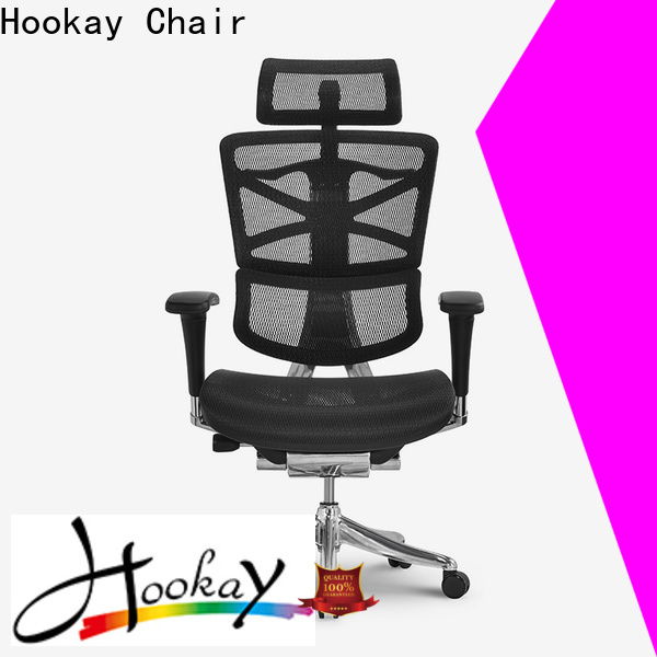 Hookay Chair Quality ergonomic executive desk chair factory price for office building
