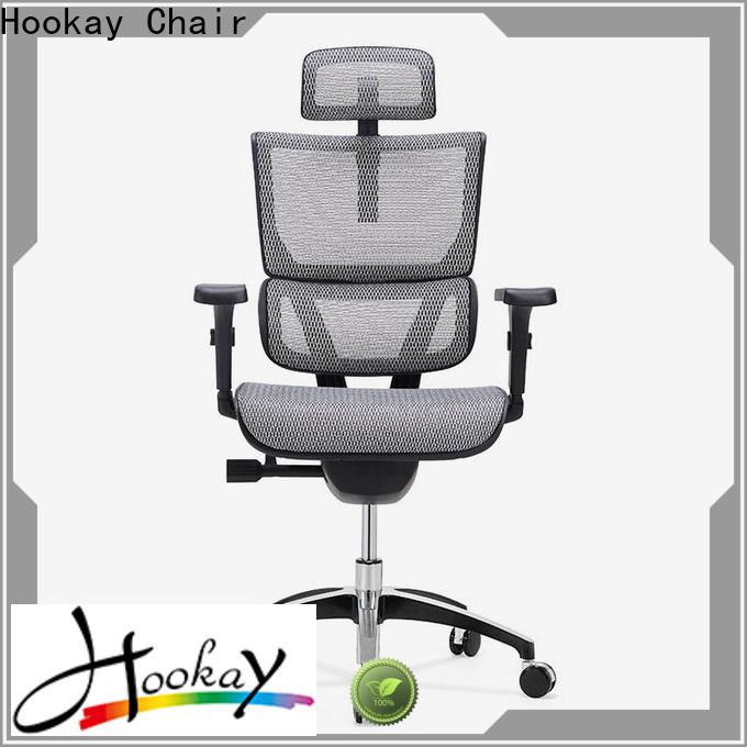 Hookay Chair ergonomic desk chair with lumbar support company for office