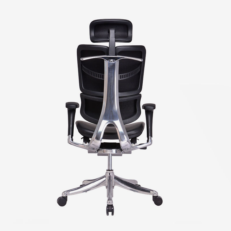 product-Hookay Chair-Fly unique design Luxury leather ergonomic executive chair with dynamic back H-1