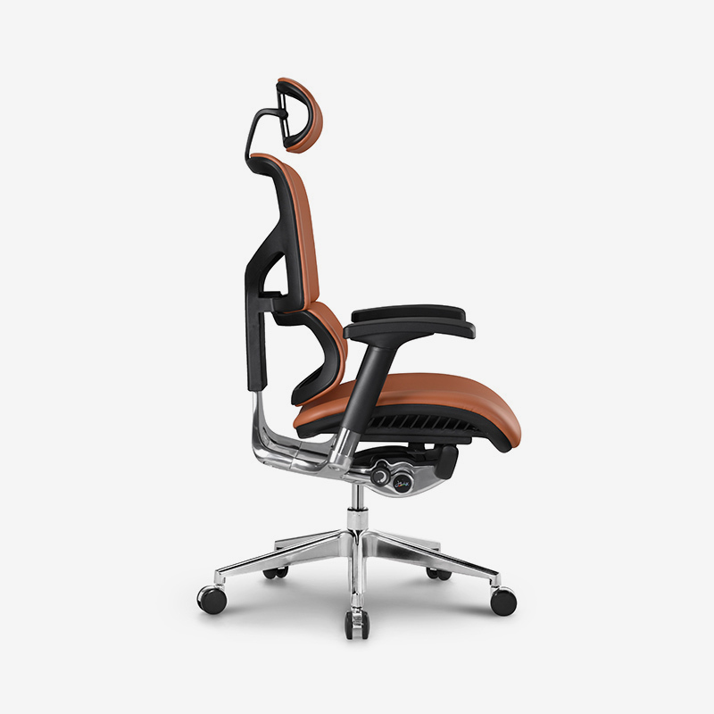 product-Hookay Chair-Sail top selling luxury leather ergonomic chair with dynamic lumbar supporting -1