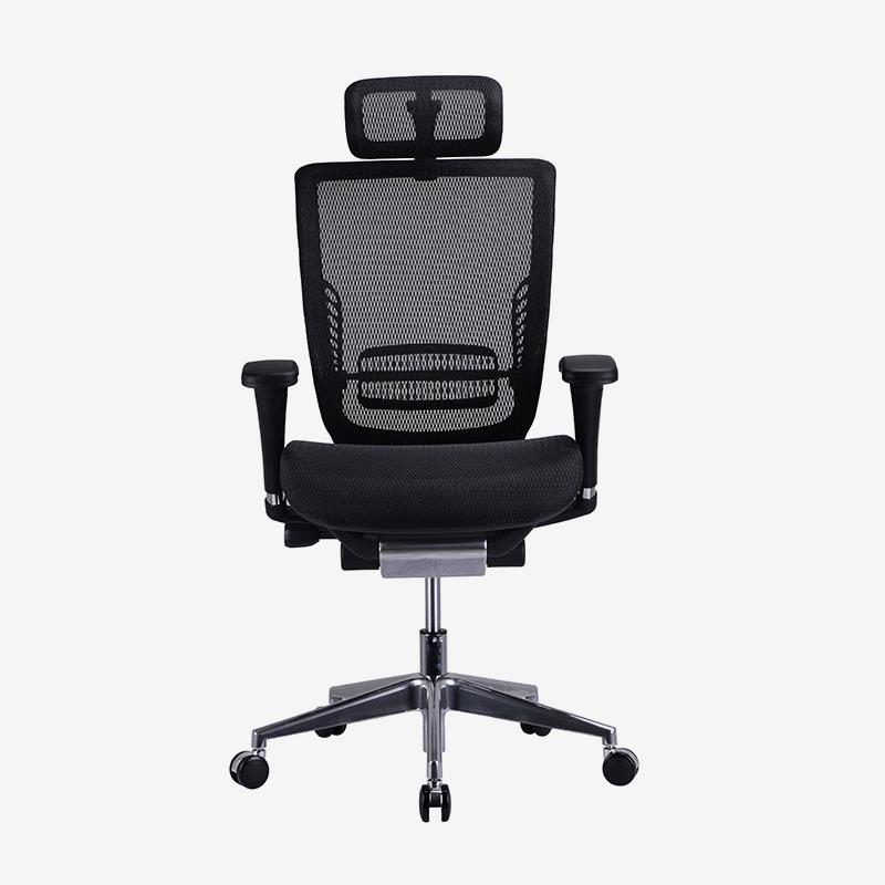 Spark premium ergonomic desk chair with aluminum mechanism HSKM01