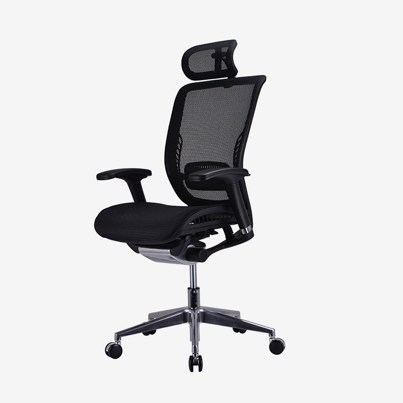 product-Spark premium ergonomic desk chair with aluminum mechanism HSKM01-Hookay Chair-img-2