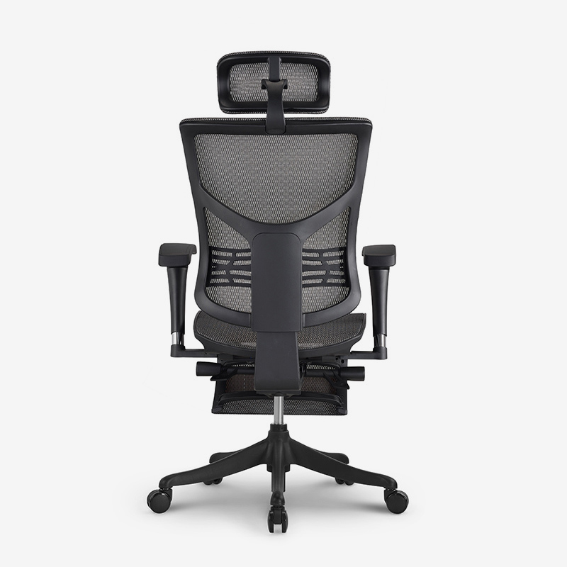 product-Hookay Chair-Star high end ergonomic chair with footrest RSTSM01-img-1