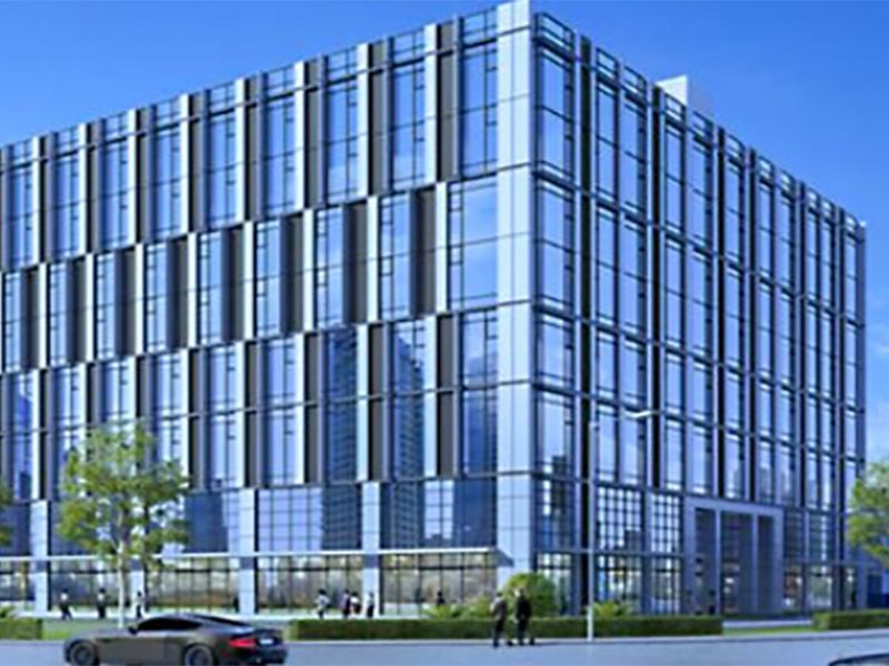 China Suzhou commercial  Project