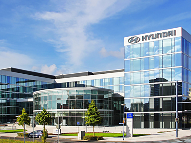 Korea Hyundai Motor Corporation Project