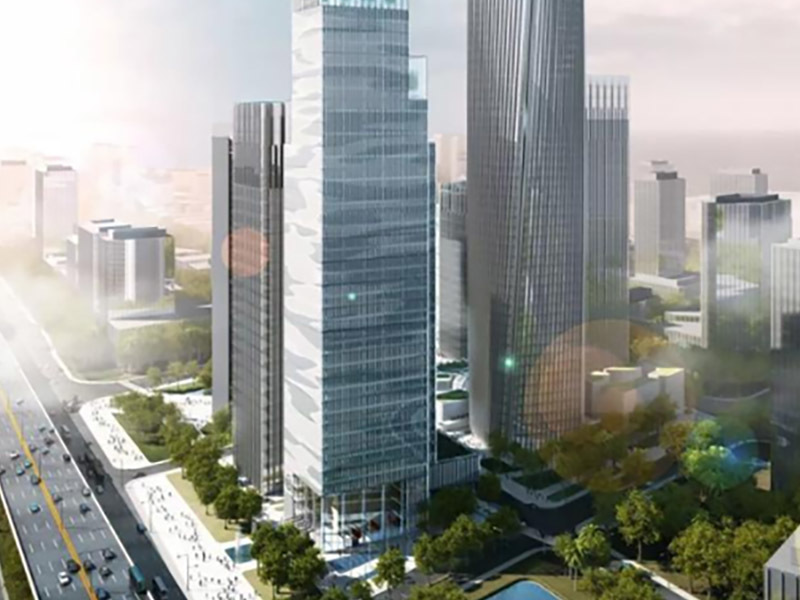 S.F. Express Shenzhen  Project