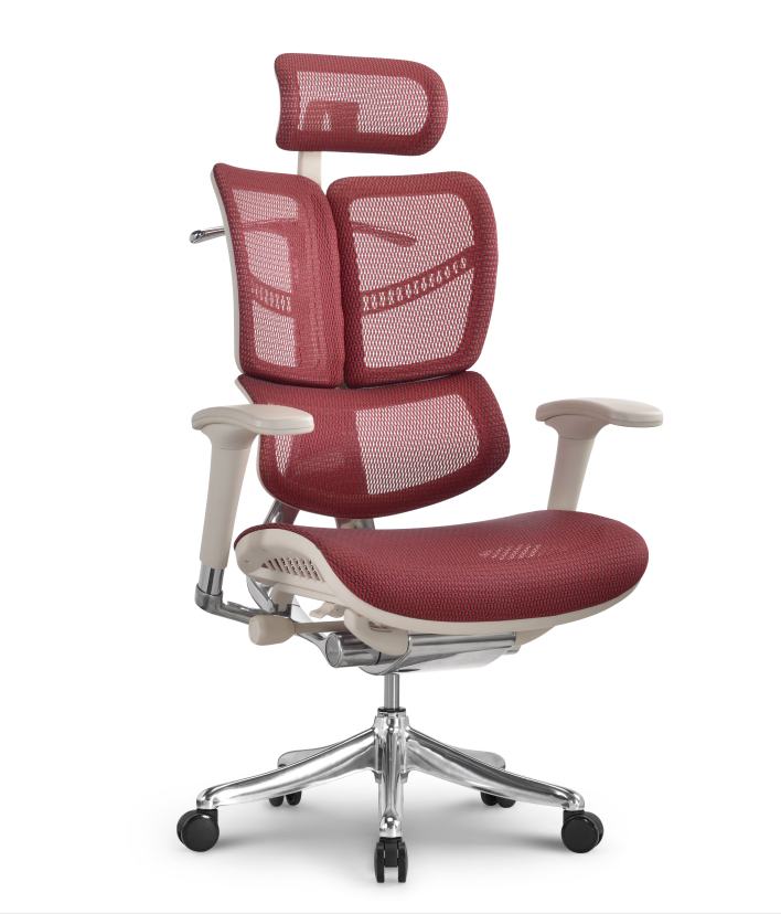 news-Everything you need to know about the material for ergonomic office chair-Hookay Chair-img