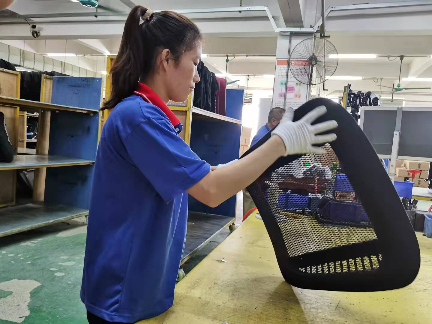 news-An introduction to our ergonomic chair production quality control-Hookay Chair-img-3