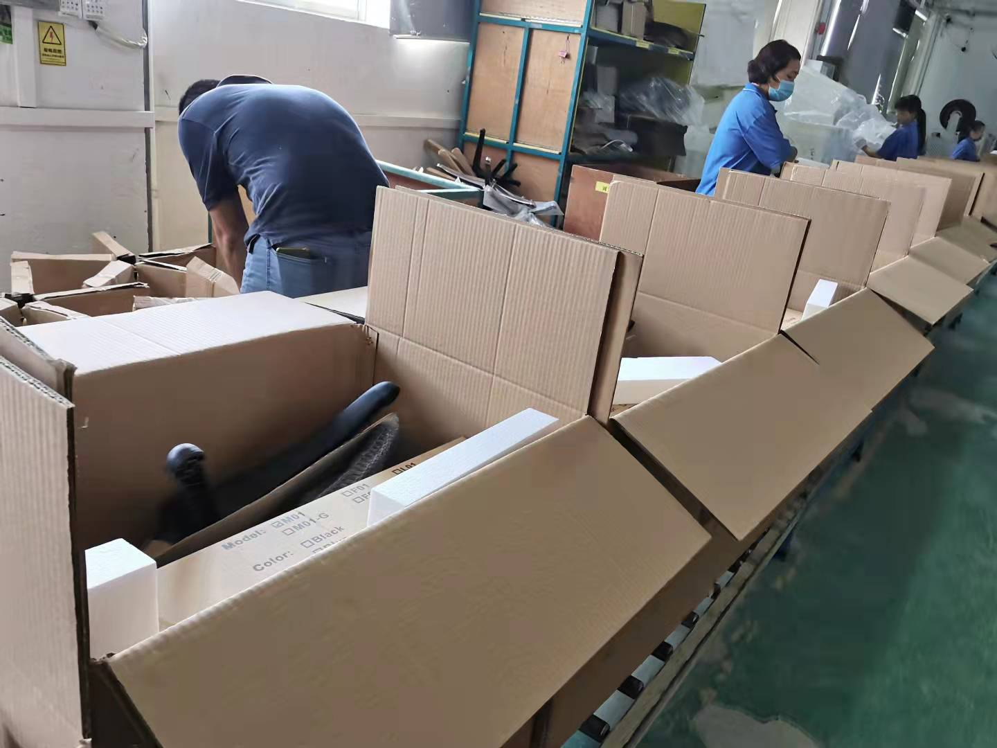 news-Hookay Chair-An introduction to our ergonomic chair production quality control-img-3